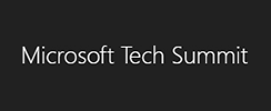 Microsoft Tech Summit - Washington D.C.