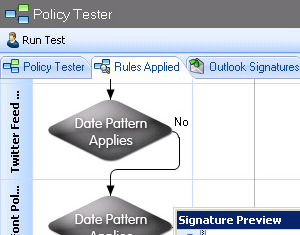 Test your Outlook signatures before you send.