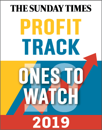 Sunday Times - BDO Profit Track 'Ones to Watch'