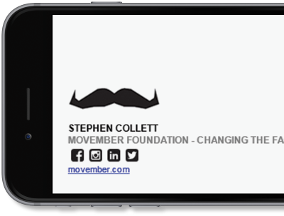 Exclaimer Cloud - Signatures for Office 365 was chosen by the Movember Foundation to centrally manage its Office 365 signatures so it could move away from Transport Rules.